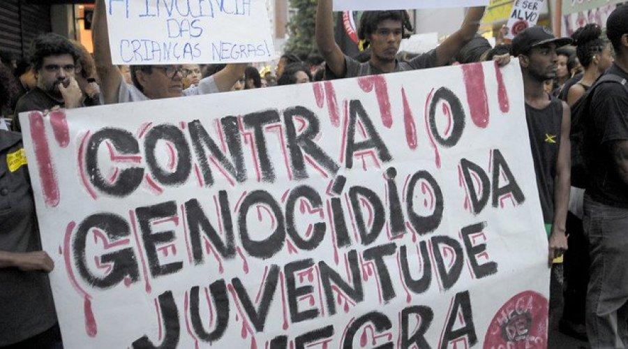 [Maioria das vítimas de homicídio no Brasil é negra]