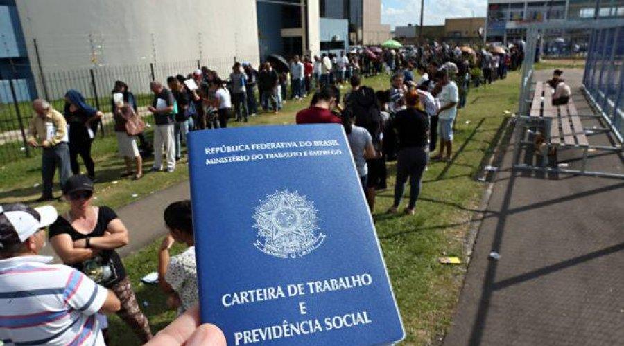 [No Brasil de Bolsonaro, o emprego em colapso]
